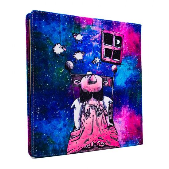 دفتر مربعی رویا در کهکشان