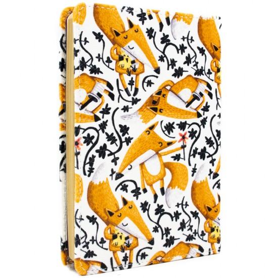 دفتر یادداشت  Mr Fox