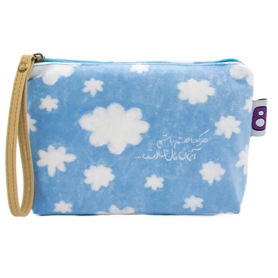 کیف لوازم آرایش ابرها