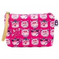 کیف لوازم آرایش Bad Pigs