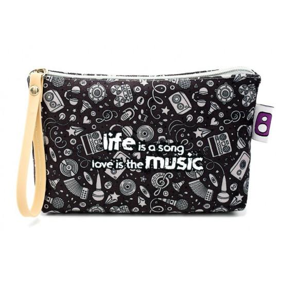 کیف دستی زندگی ترانهست