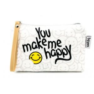 کیف لوازم آرایش خوشحالی