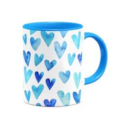 ماگ عشق آبی
