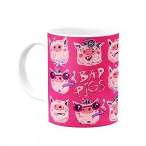 ماگ Bad Pigs