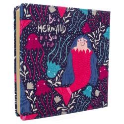دفتر مربعی  Mermaid