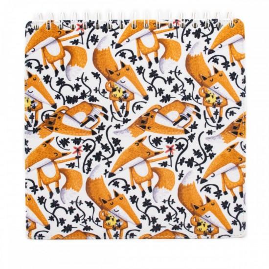 دفتر طراحی Mr Fox
