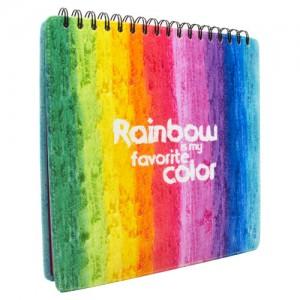 دفتر طراحی رنگین کمان