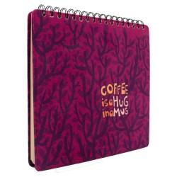 دفتر طراحی Coffee is a hug in a mug