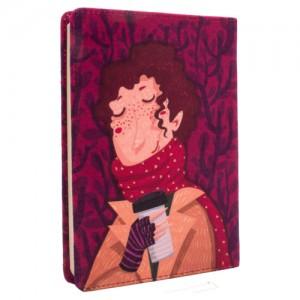دفتر یادداشت Coffee is a hug in a mug
